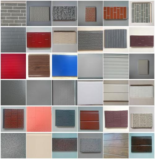 金属外墙保温装饰板安装方法