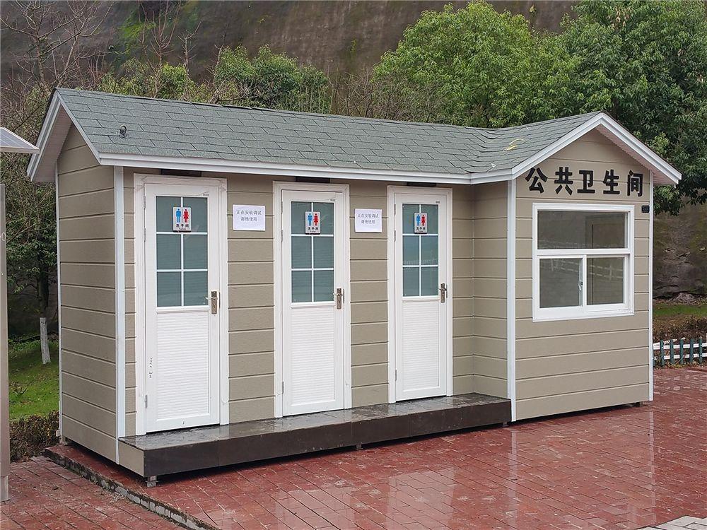 市区随处可见的岗亭、公厕是用的什么建筑材料?-卡威英保温材料有限公司